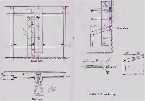 How To Assemble A Dummy Free Wooden Dummy Plans Or Paid Plans