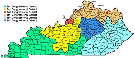 kentucky electoral map elections the front