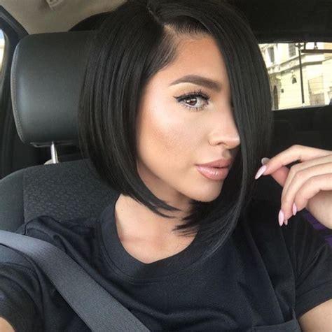 how to cut black hair in a bob top 25 best sexy bob haircut ideas on pinterest cute