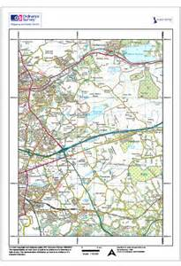 create your own ordnance survey landranger map