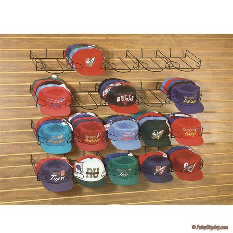 Hat Display Shelf by Slatwall Hat Display And Cap Display Shelf Slatwall Hat