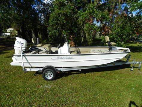 seaark boat for sale seaark 2072 fxts cc boats for sale boats