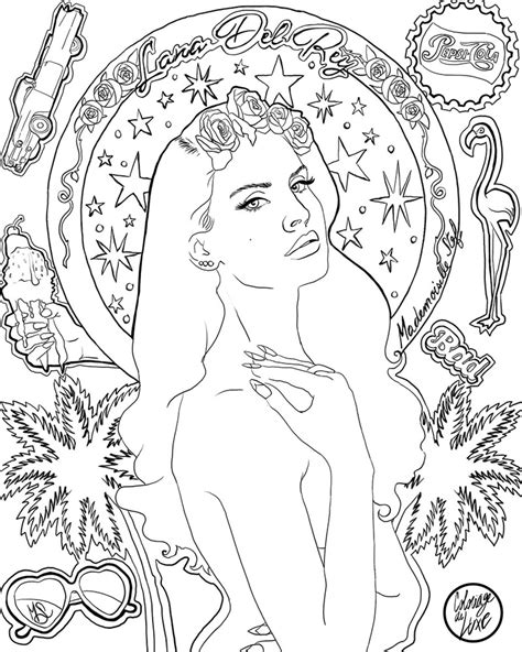 free of rey coloring pages