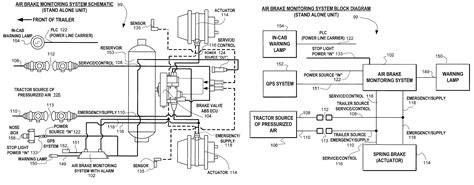 wabco abs wiring system diagram wheel speed sensors
