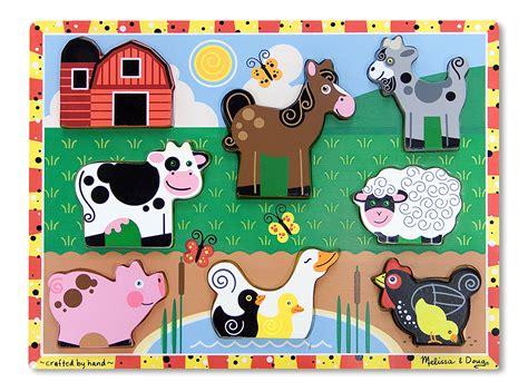 doodle 4 konkurs plastyczny farm animals chunky puzzle in harmony store