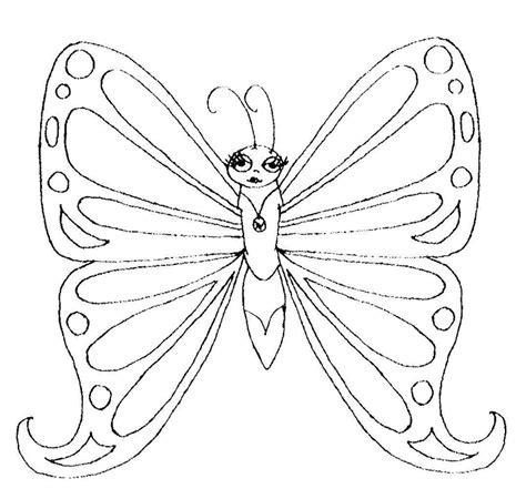 Free Coloring Pages Of Monarch Butterflies L L L L L L L L L L