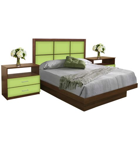 queen platform bedroom sets rico queen size platform bedroom set 4 piece contempo space