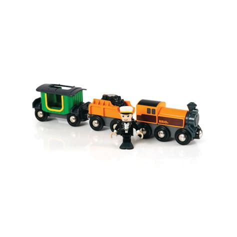 brio travel train brio steam travel train toys thehut com