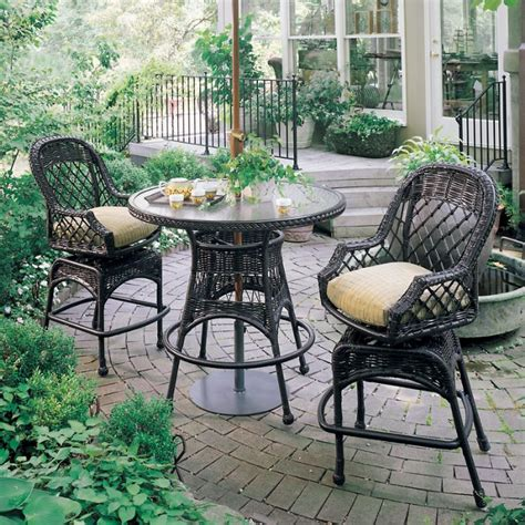 real wicker patio furniture collection real wicker furniture pictures ideas
