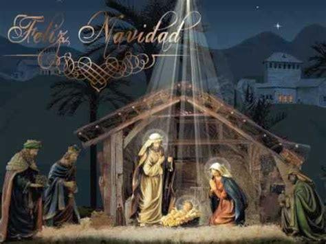 imagenes feliz navidad pesebre tarjeta de feliz navidad con pesebre youtube