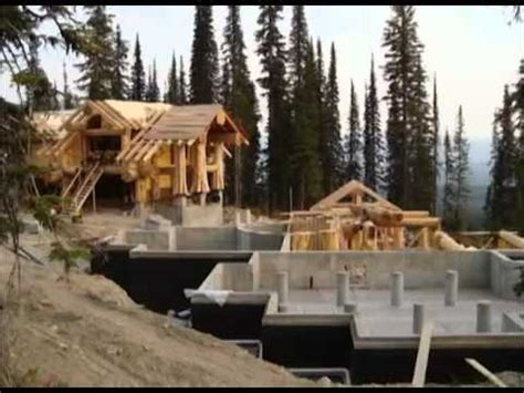 Floor Plans Of Tv Show Houses by Independent Log Home Distributors Videos Pioneer Log