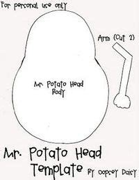 mr potato felt template posts similar to mr potato felt templates juxtapost