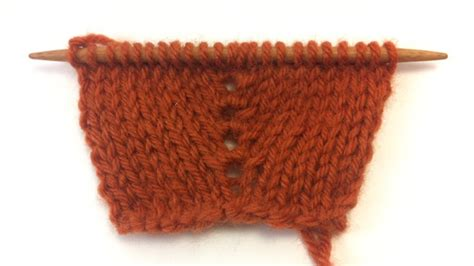 how to increase 1 stitch in knitting how to knit the knit one purl one knit one