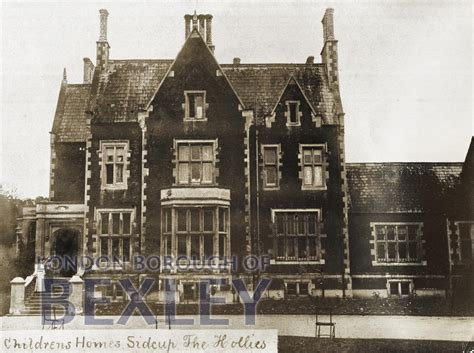 houses to buy in sidcup pcd 1824 childrens homes sidcup the hollies c 1910 bexley borough photosbexley