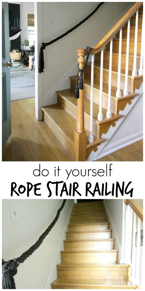 10 standout stair railings and why they work rope banister neaucomic com