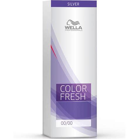 hair color fresh wella color fresh 75ml
