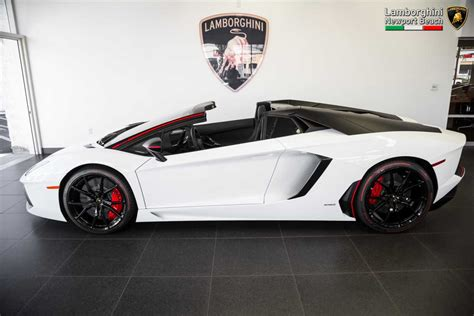 Lamborghini Edition 2016 Lamborghini Aventador Roadster Pirelli Edition For Sale