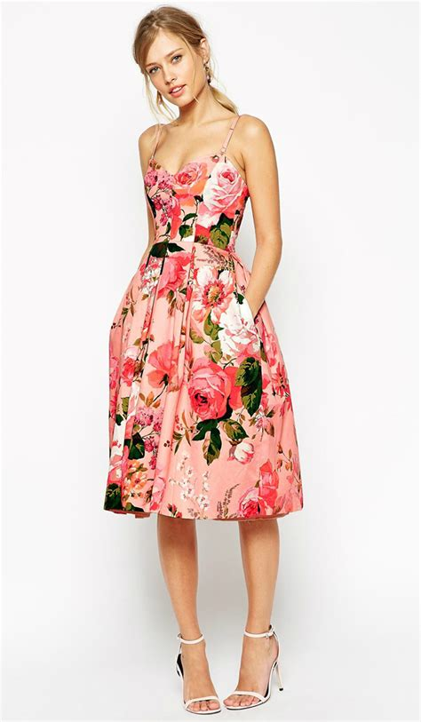 Flowery Dress what to wear to a may wedding guest dresses for may weddings