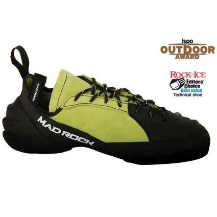 mad rock climbing shoes review mad rock lace reviews trailspace