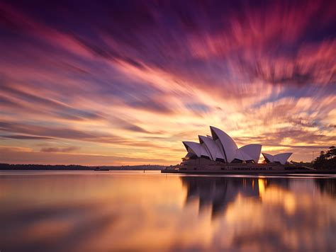 Landscape Photography Exposure Settings Back Sydney Cityscapes Revisited