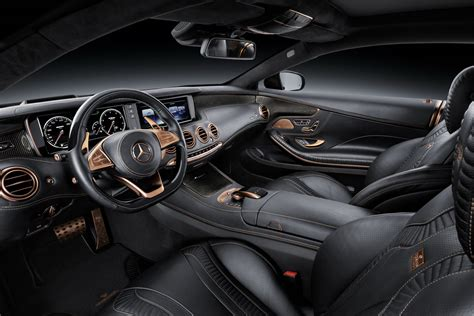 S63 Amg Interior by 2015 Mercedes S63 Amg Coupe 850 By Brabus Interior
