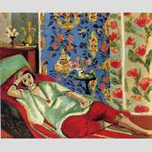 Odalisque in re...