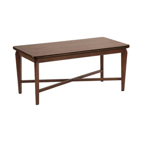 dixie rectangular coffee table knightsbridge furniture