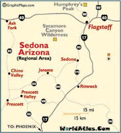 sedona arizona attractions sedona map sedona vortexes