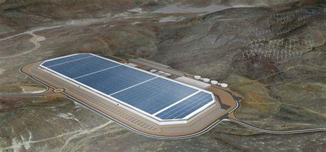 Gigafactory Tesla Tesla Gigafactory Tesla