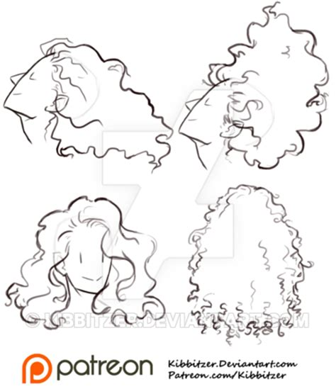 kiss neck tutorial curly hair reference sheet 1 by kibbitzer on deviantart