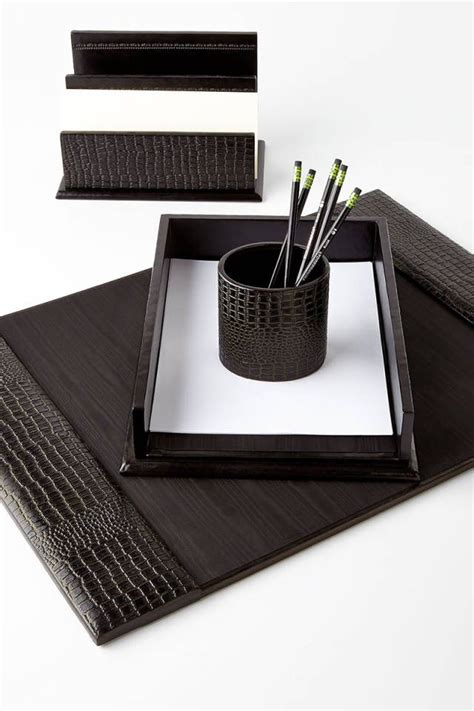 Boss Lady 15 Chic Desktop Accessories Offices Going College Desk Accessories