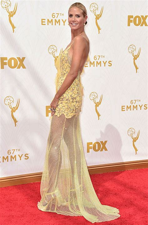 Report Emmy Nominees List Is Out by Photos Check Out The Carpet Fashion From The 2015