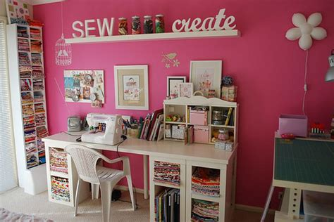 craft rooms using ikea furniture crafty licious craft room where it all begins