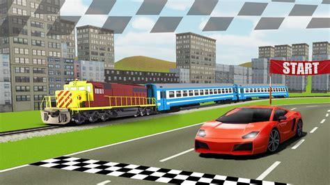 Mobil Balapan Railway Racing Car W16801 vs car racing professional racing 1mobile