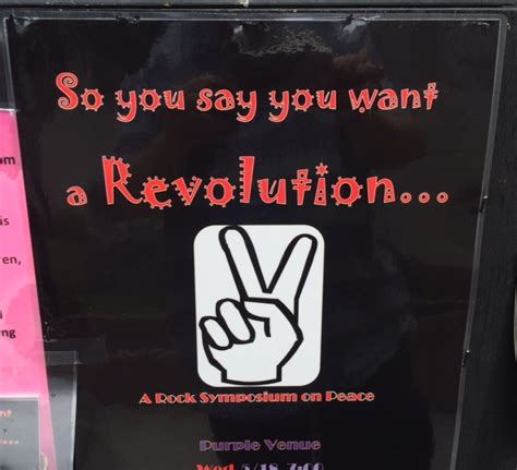 You Say You Want A Revolution by Freeline Media Review Quot So You Say You Want A Revolution