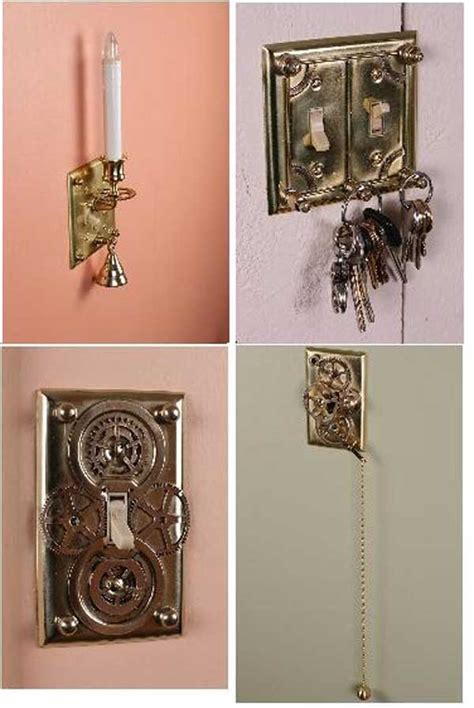 modern light switch covers 21 unique ways to decorate light switches plates in