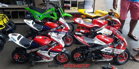 Motor Mini Gp 50cc Mesin 2 Tak Murah Hadiah Anak Road gambar motor gp mini automotivegarage org