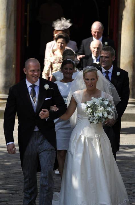 amazing zara phillips wedding