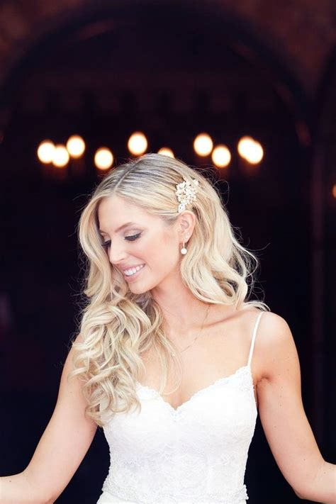 Wedding Hairstyles Pulled To The Side by 25 Best Ideas About Bridal Hair On