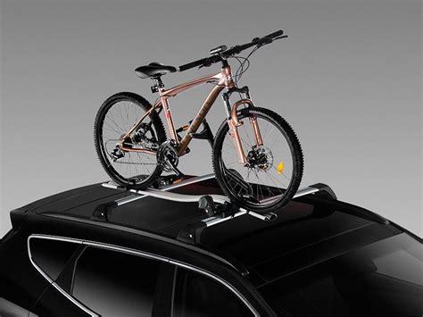 santa fe thule bike rack hyundai australia