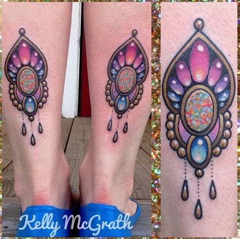 opal tattoo opals and search on