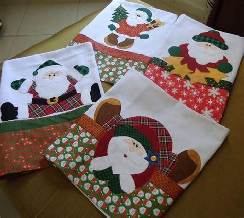 patchwork natal 22 ideias de pano de prato de natal em patchwork