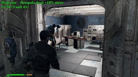 bobblehead in vault 81 fallout 4 medicine bobblehead location
