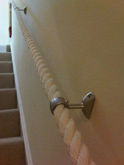rope banister best 25 stair banister ideas on pinterest banisters