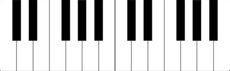 printable keyboard images printable piano keyboard google search sheet music