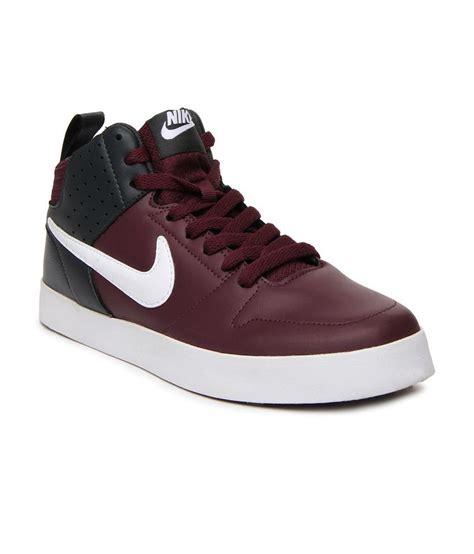 nike maroon shoes nike sneaker shoes price in india buy nike