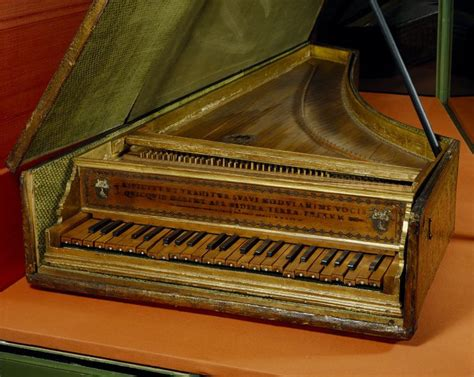 Givana Outer just a second harpsichords