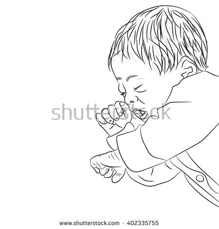 coloring pages sleeping baby sleeping baby coloring pages