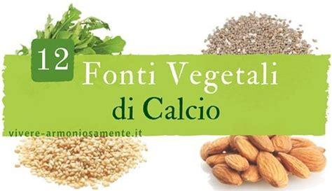 alimenti con calcio alimenti ricchi di calcio salute alimenti calcio