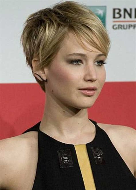 edgy everyday hairstyles jennifer lawrence edgy pixie hairstyles easy hair